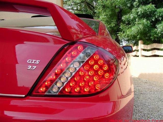 Led Taillights Where To New Tiburon Forum Hyundai Forums